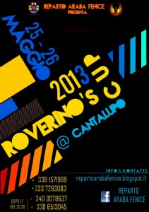 Roverino's cup 2013
